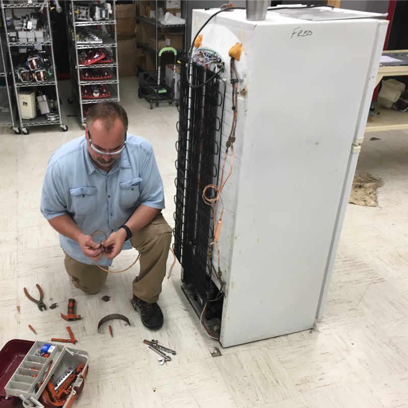 refrigeration training